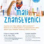 Mali znanstvenici-novi letak